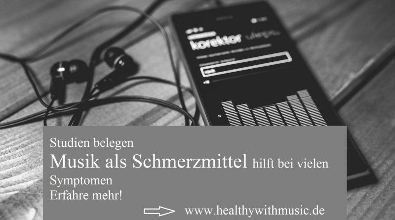 Musik als Schmerzmittel gebrauchen