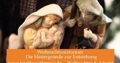 Weihnachtsoratorium – Hintergründe zur Zeit Johann Sebastian Bachs